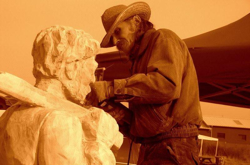 Plenerowe warsztaty rzeźbiarskie